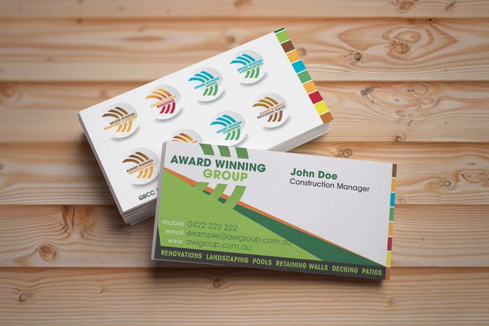 Business cards brisbane design printing procloud signage our expert printers use state of the art technology and high quality printing materials to create outstanding business cards for you colourmoves