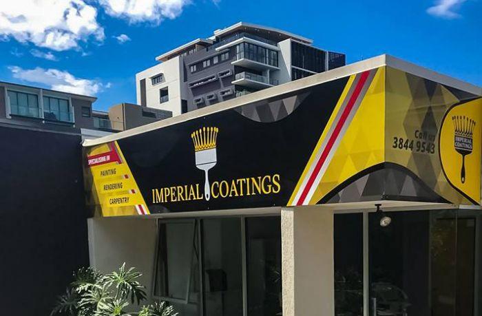 Alupanel Signage Brisbane
