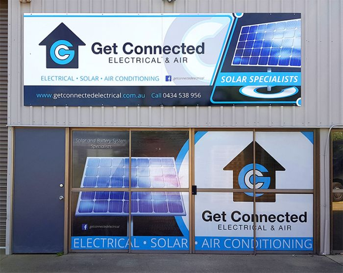 Commercial Building Signage Brisbane