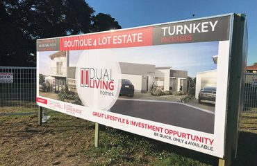 Estate Agents Signboards