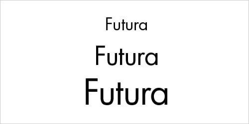 Futura Script for Professional Graphic Design