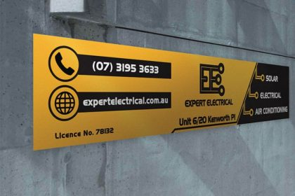 Brisbane Signage - Custom Design