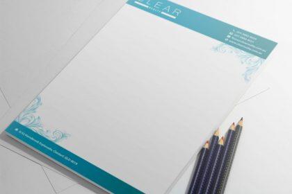 Professional Letterheads Design Brisbane